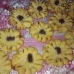 Kruche ciasteczka - kwiat...