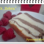 Sernik  Zebra