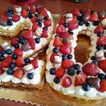 Tort urodzinowy  20
