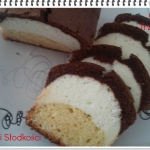 Ciasto - Trzy kolory