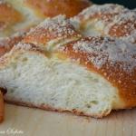 Chleb challah- chałka...