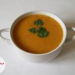 Jesienna zupa krem z...
