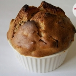 Jableczna muffina