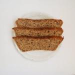 Chleb graham na zakwasie