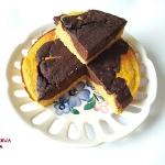 Ciasto dyniowo-kakaowe
