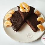 Marchewkowe ciasto czekol...