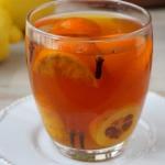 Herbata z mandarynką i...