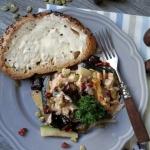 Jajecznica grzybiarza