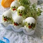 Pisklaki - jajka...