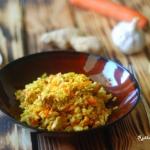 Orientalny ryż z...
