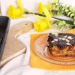 Owsiane ciasto marchewkow...
