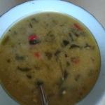 zupa z dzikiego szczawiu
