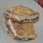 smakowite ciasto z...