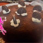 Czarne dukaty-tort
