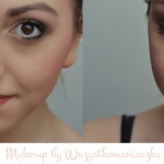 Delikatny makijaż typu...
