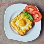 Jajko w toscie - pomysl n...