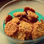 Ciasteczka owsiane z rodz...