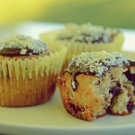 Bananowe muffinki