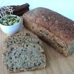 Chleb pszenno-orkiszowy z...
