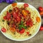 Spaghetti po węgiersku
