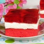 Ciasto Owocowa Mgiełka