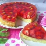 Łatwe ciasto z arbuzem,...