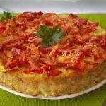 Ciasto ziemniaczane z ser...