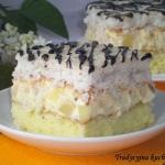 Ciasto Hawana
