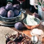 Zapiekane figi z serem...
