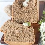 Chleb żytni z nasionami...