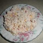 Salatka z ryzu basmati