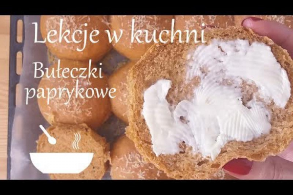 Mój pierwszy film na Youtube / My first cooking video on Youtube