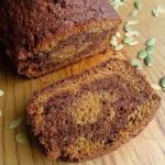 Ciasto dyniowe z kakao /...