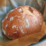 Włoski chleb bez...