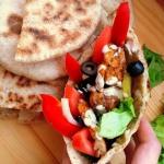 Chlebek pita / Pita Bread