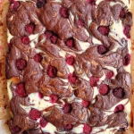 Brownie z serem i...