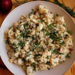 Salatka kalafiorowa / Cau...