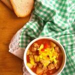 Zupa z kielbasa i ziemnia...
