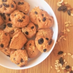 Muffinki z bakaliami (Mor...