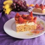 Ciasto marchewkowe z trus...