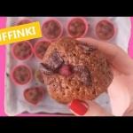 Czekoladowe muffinki z ma...