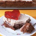 Ciasto walentynkowe /...