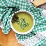 Zupa szparagowa z...
