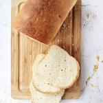 Chleb pszenny na suchych...