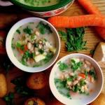 Szybka zupa fasolowa /...