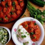 Curry z klopsikami /...