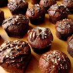 Czekoladowe muffinki z ko...