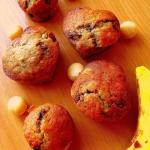 Bananowe muffinki z orzec...