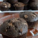 Kakaowe muffinki Nigelli...