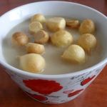 Kremowa zupa cebulowa z...